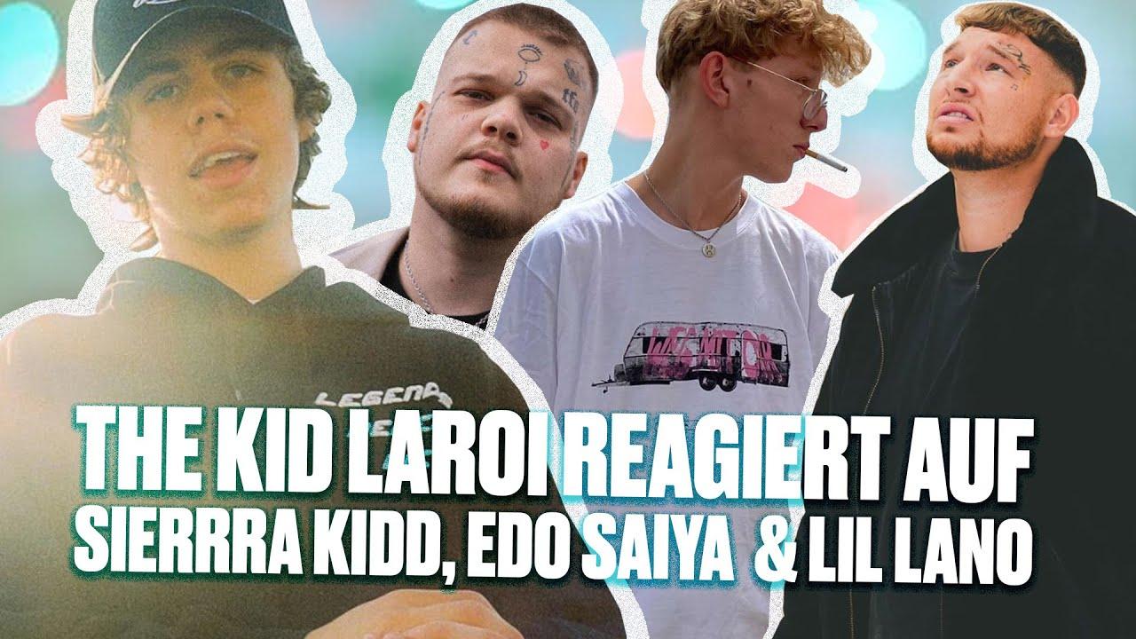 The Kid LAROI reagiert auf Sierra Kidd, Edo Saiya & LIl Lano |16BARS