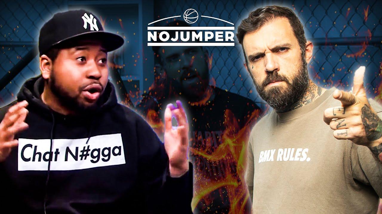 The No Jumper Show #54: ADAM22 vs AKADEMIKS