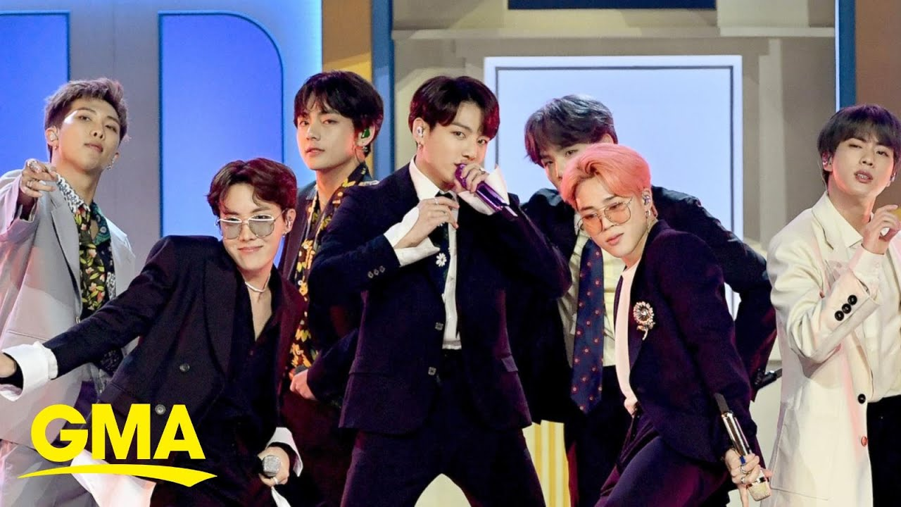 The Story of BTS | GMA