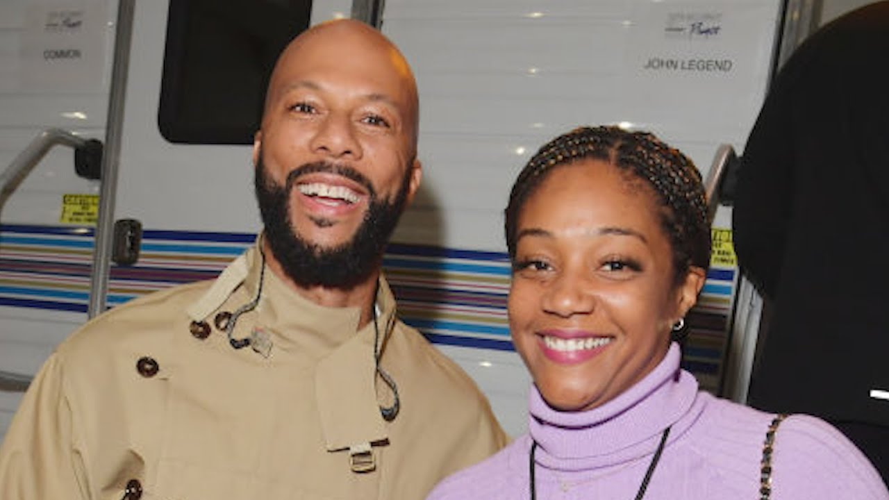 Tiffany Haddish Finally Confirms Relationship With Common: 'We've Been F*cking!'