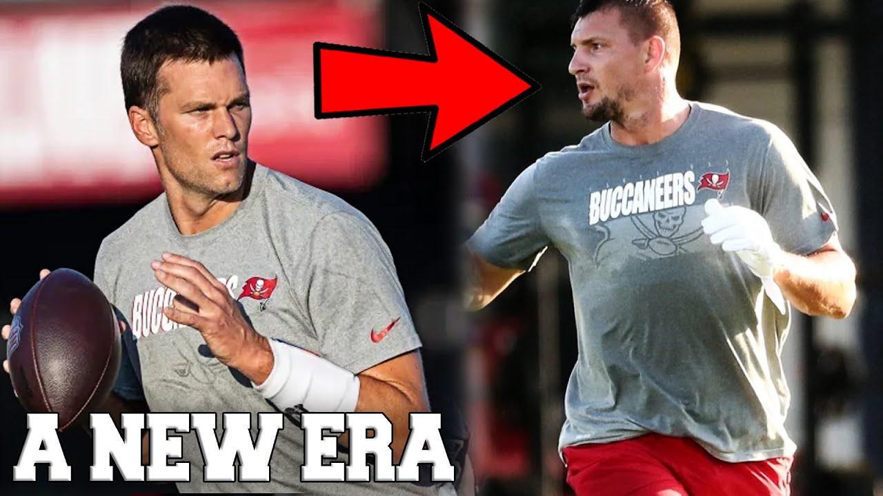 Tom Brady Tampa Bay Buccaneers NFL Training Camp Update! Rob Gronkowski & Chris Godwin IMPRESS!