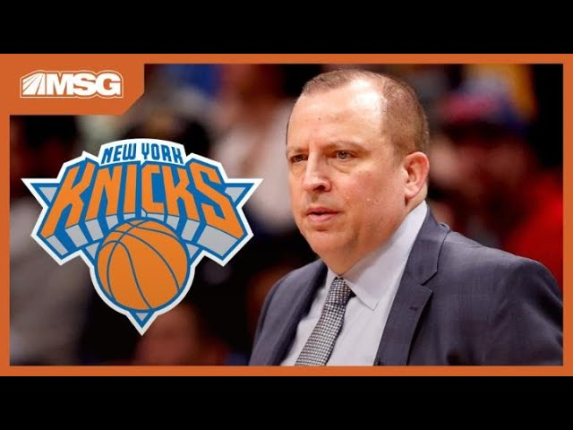 Tom Thibodeau Is New York Knicks Coach: Press Conference With Rose, Perry & Thibodeau