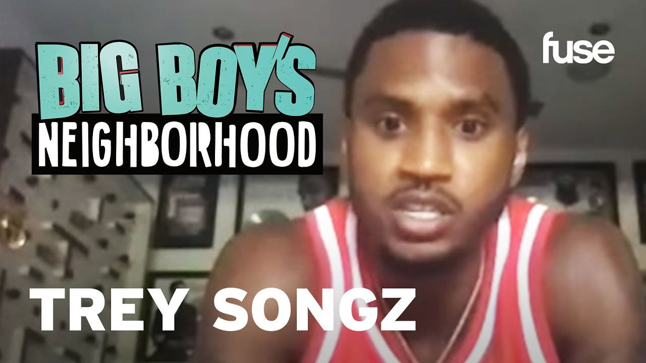 Trey Songz Shares His Point of View on Today's R&B and Hip-Hop Music | Big Boy x Fuse