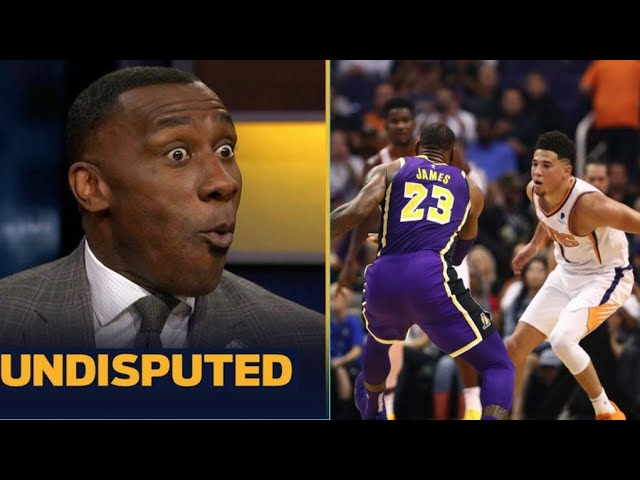 UNDISPUTED | Shannon react to Devin Booker ties LeBron for most game-winning buzzer-beaters