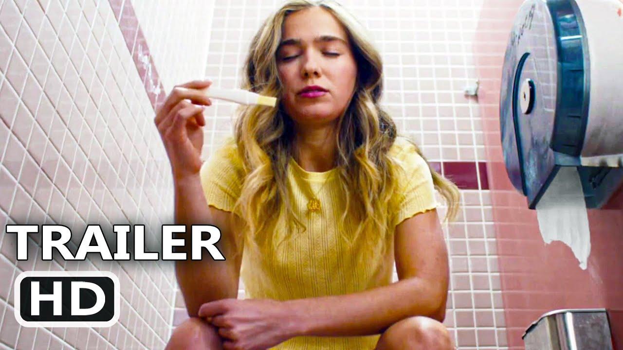 UNPREGNANT Official Trailer (2020) Haley Lu Richardson, Barbie Ferreira Drama Movie HD