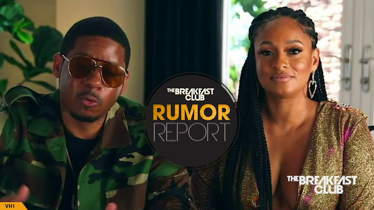 Vado Lunges For Tahiry's Throat In Viral VH1 'Marriage Boot Camp' Clip