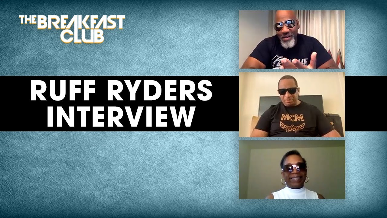 Waah, Dee & Chivon Dean Talk Ruff Ryders History, DMX, The Lox + More
