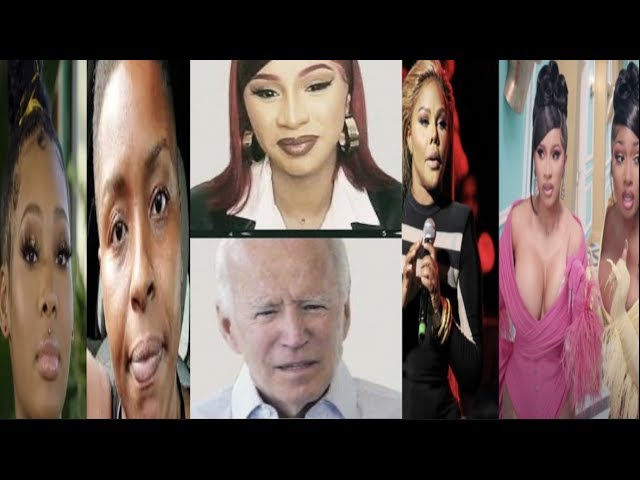 WAP #1~Cardi B & Joe Biden~Lil Kim accused of being shady~Summer walker checks Jag+Jam master jay