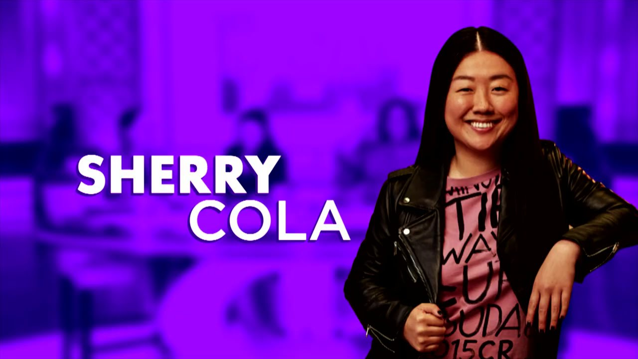 Wednesday on 'The Real': Sherry Cola, Cierra Ramirez