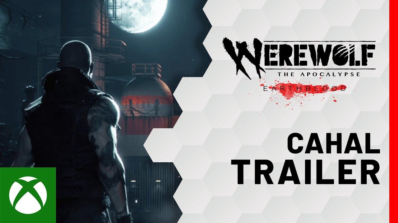 Werewolf: The Apocalypse – Earthblood   Cahal Trailer
