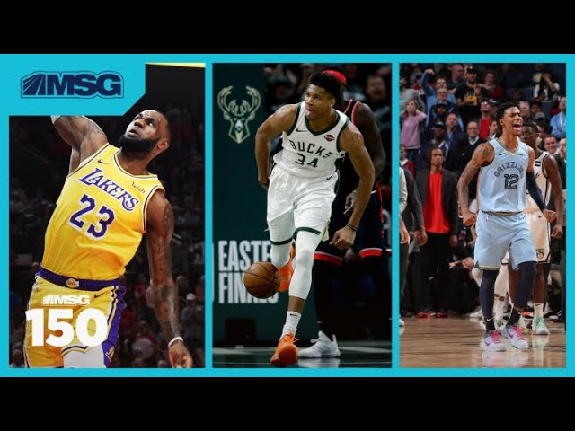 What Will Legacy Of 2020 NBA Awards Be? | The MSG 150