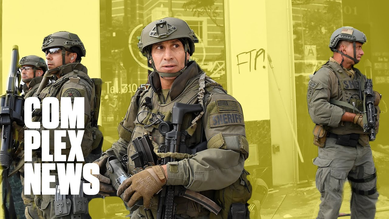 When Cops Look Like Soldiers We Look Like The Enemy: Police Militarization Violates Our Human Rights