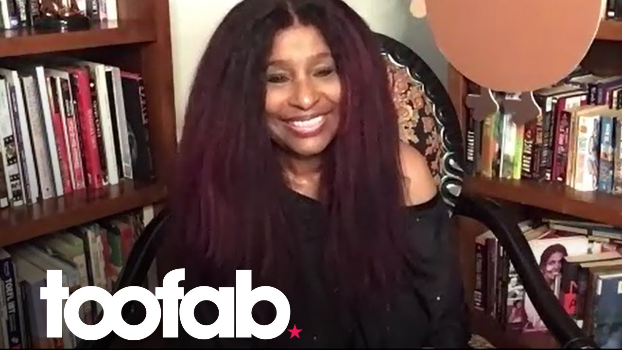 Why Chaka Khan Says 'This Is the Year of 20/20 Vision' | toofab