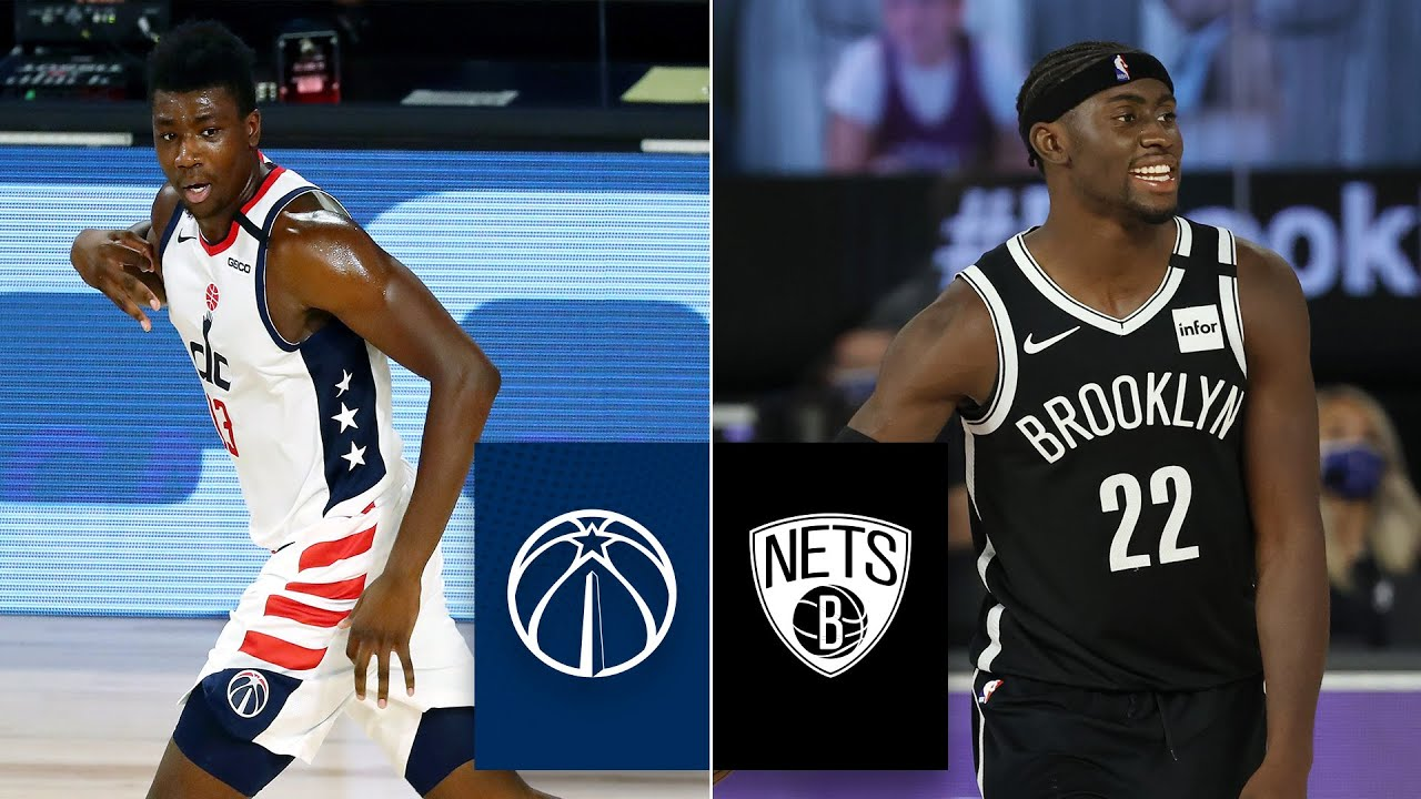 Wizards vs. Nets | 2019-20 NBA Highlights