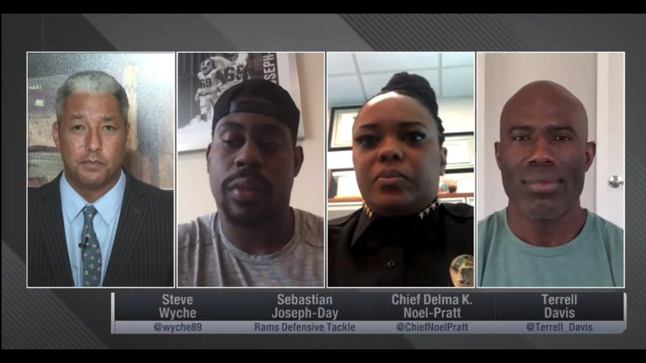 Wyche, Sebastian Joseph-Day, Chief Pratt, & Terrell Davis Roundtable NFL Network