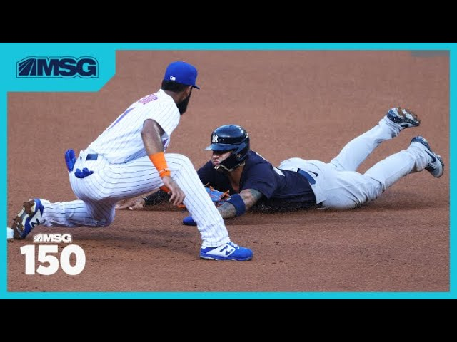 Yankees and Mets Bring Baseball Back To New York   MSG 150
