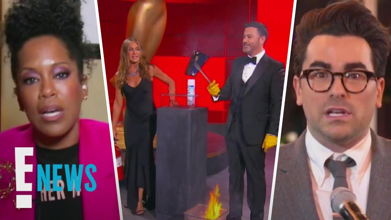 "2020 Emmys Must-See Moments: ""Schitt's Creek,"" ""Friends"" & More 