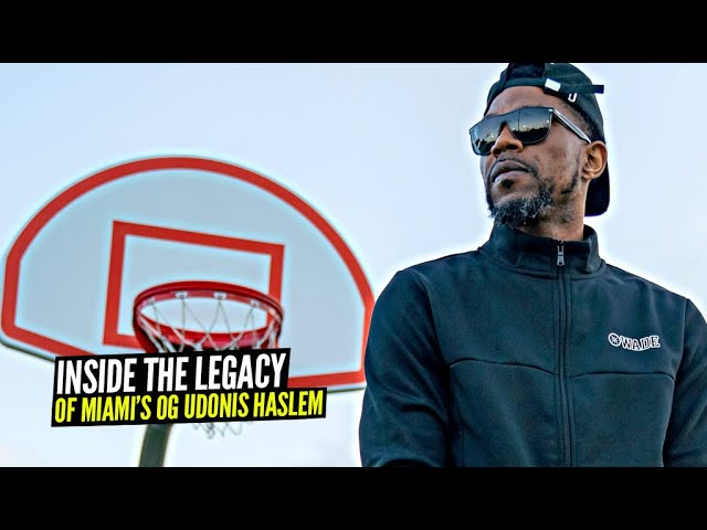3x NBA Champion Udonis Haslem Is A Living Legend In Miami | Day In The Life