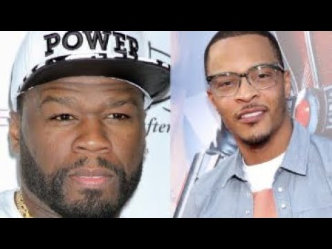 50 Cent React To TI Saying He Has More Classic Albums Than Him: Its Too Early Im Going Back To Sleep