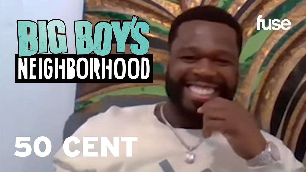 50 Cent Shares What's Keeping Him Busy During Quarantine | Big Boy x Fuse