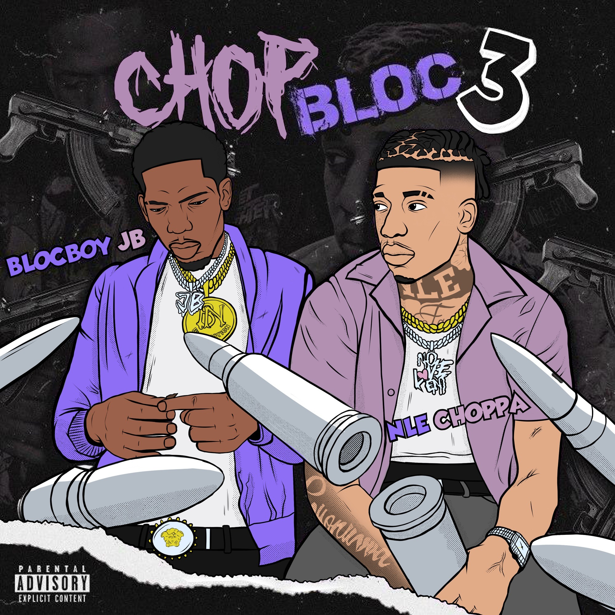 BlocBoy JB feat. NLE Choppa