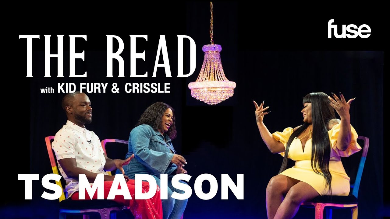 Address Queen Ts Madison Correctly (Extended Cut) | The Read with Kid Fury & Crissle | Fuse