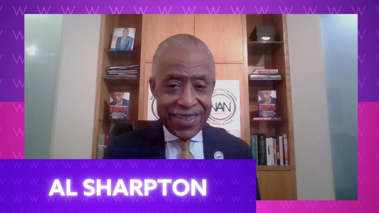 Al Sharpton Talks Presidential Debate