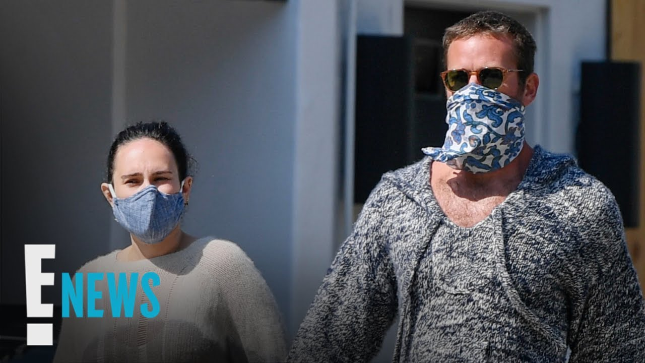 Armie Hammer Spotted With Rumer Willis 3 Months After Divorce | E! News