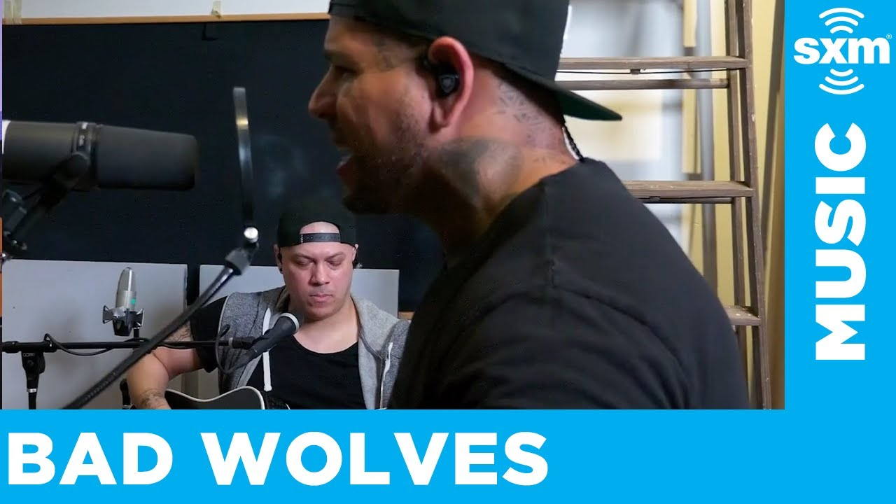 Bad Wolves – Sober (Acoustic) [Live for @SiriusXM] | Octane Home Invasion Festival
