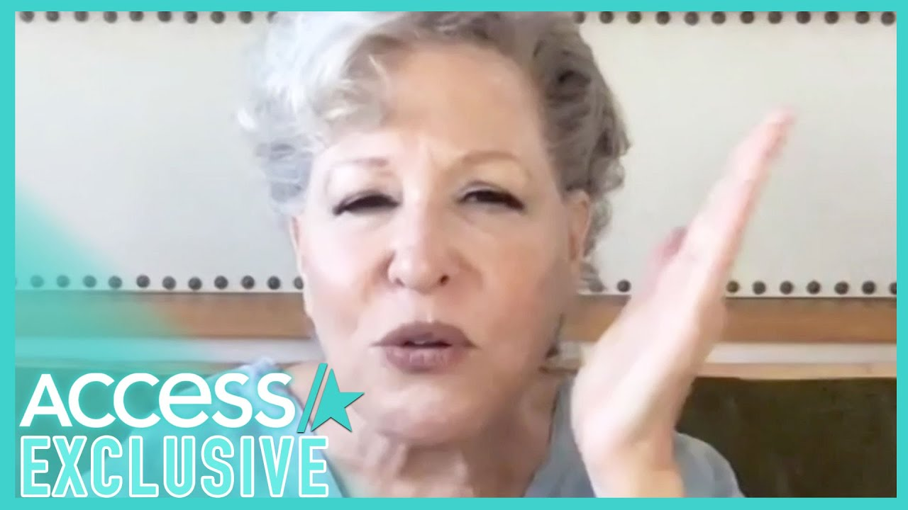 Bette Midler Calls 2020 'Horrible' After Ruth Bader Ginsburg's Death