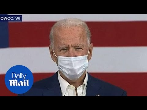 Biden attacks Trump's 'lies and incompetence' on COVID pandemic