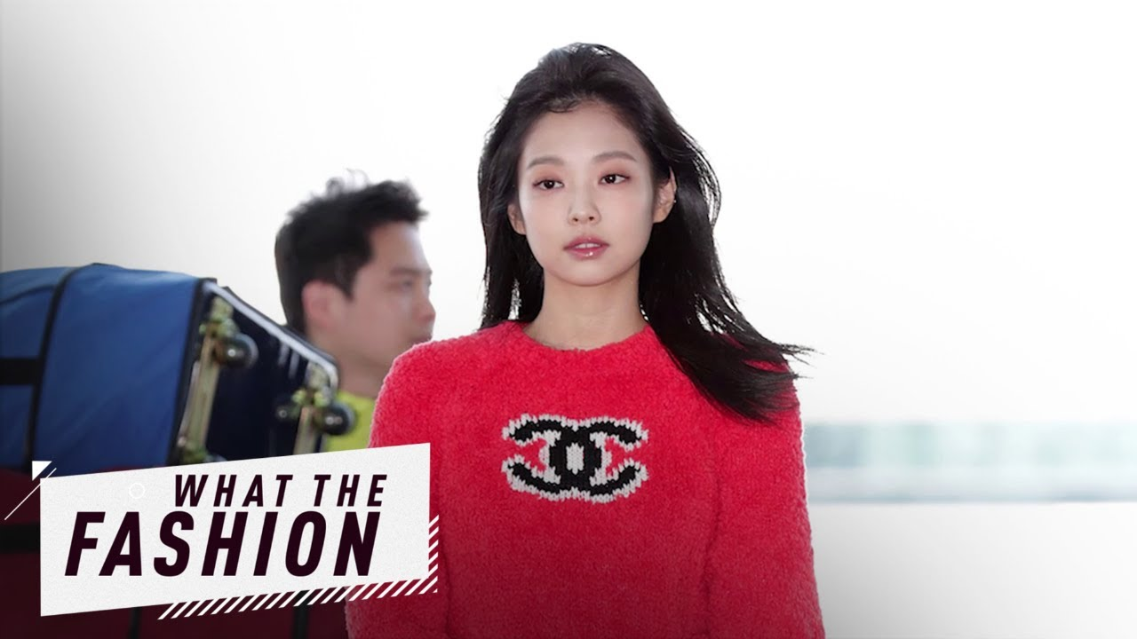 BLACKPINK Jennie Lands Her Airport Look | What the Fashion | S2, Ep. 38 | E! News