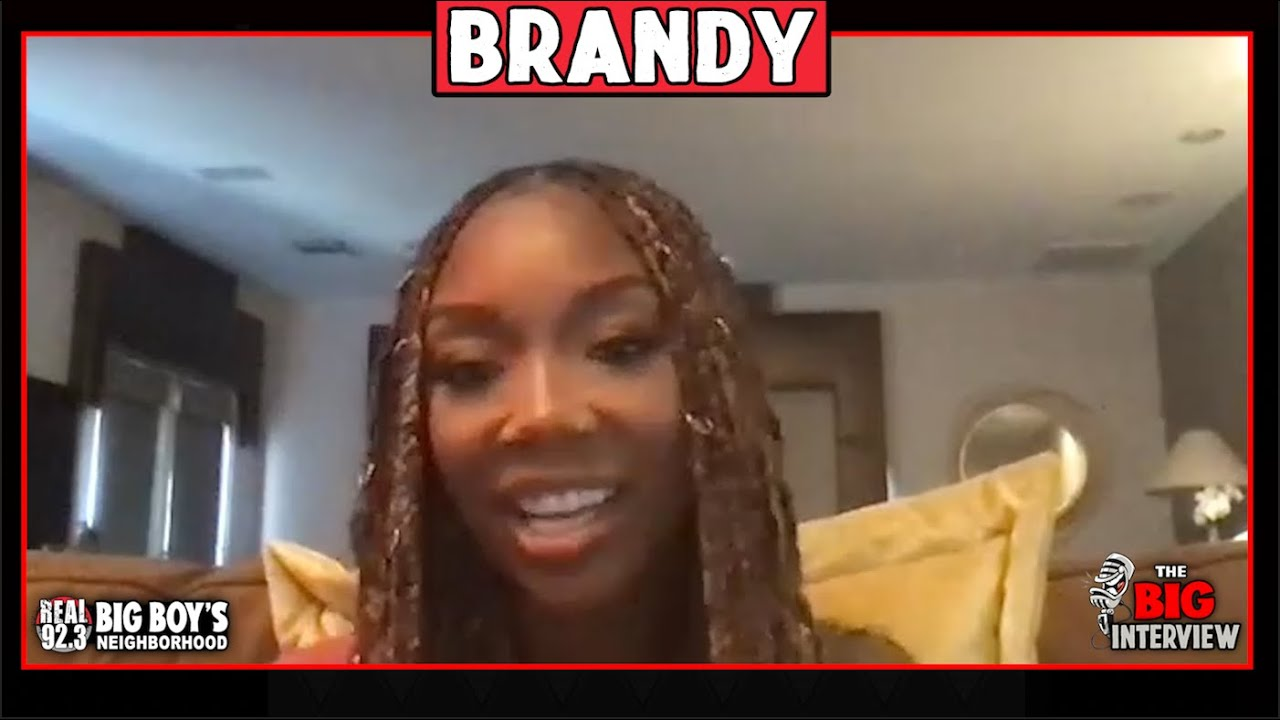 Brandy in the Big Interview