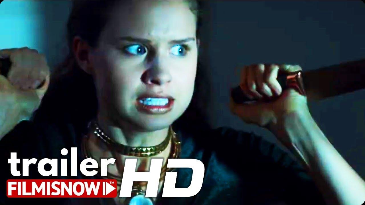 BROIL Trailer (2020) Timothy V. Murphy Horror Movie