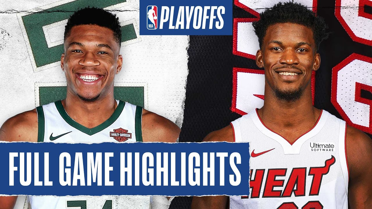 BUCKS at HEAT | FULL GAME HIGHLIGHTS | September 4, 2020