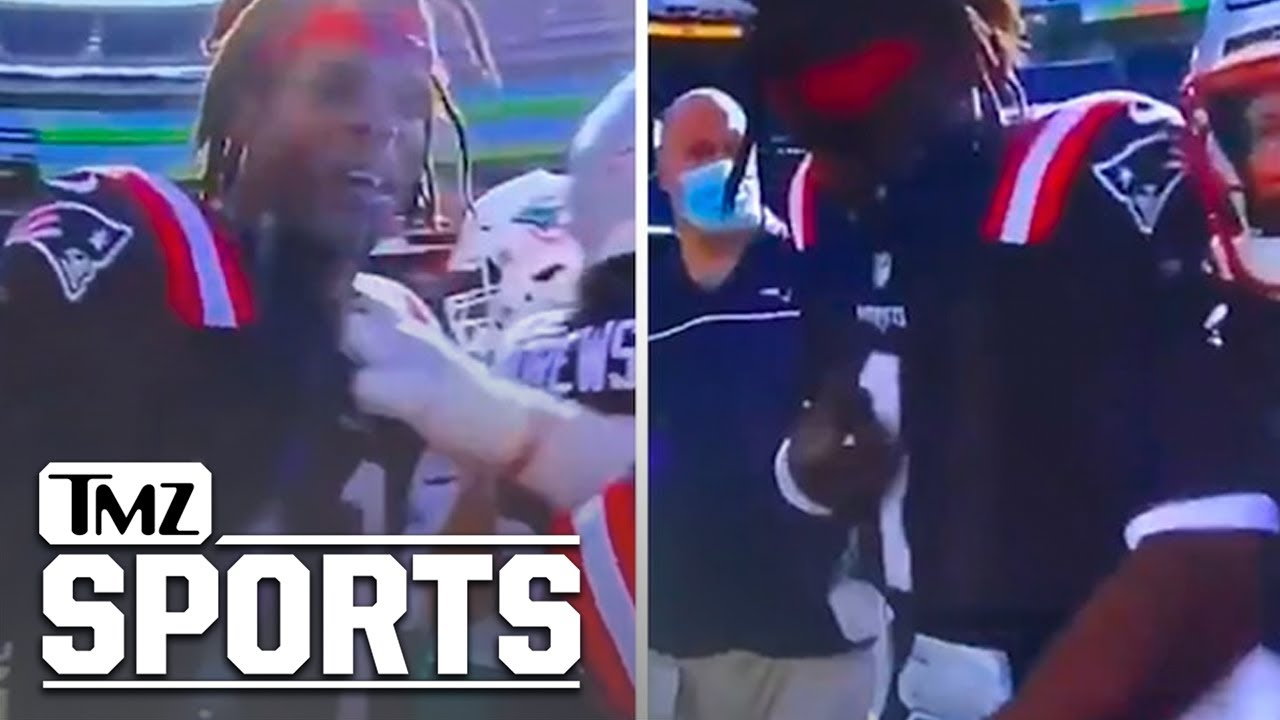 Cam Newton Says Dolphins Players Tried to Snatch His Chain, 'It Was Disrespect' | TMZ Sports