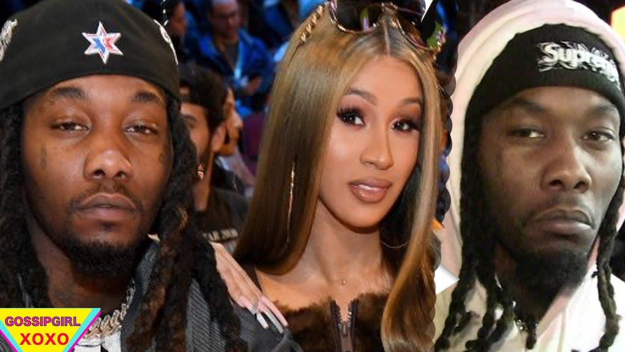Cardi B get Divorce from rapper OFFSET, plans to take Kulture, Offset going Broke & Cheating??