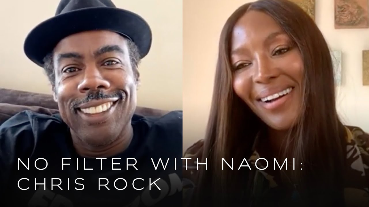 Chris Rock on Cardi B as a Comedic Genius & the Golden Age of SNL | No Filter with Naomi Campbell