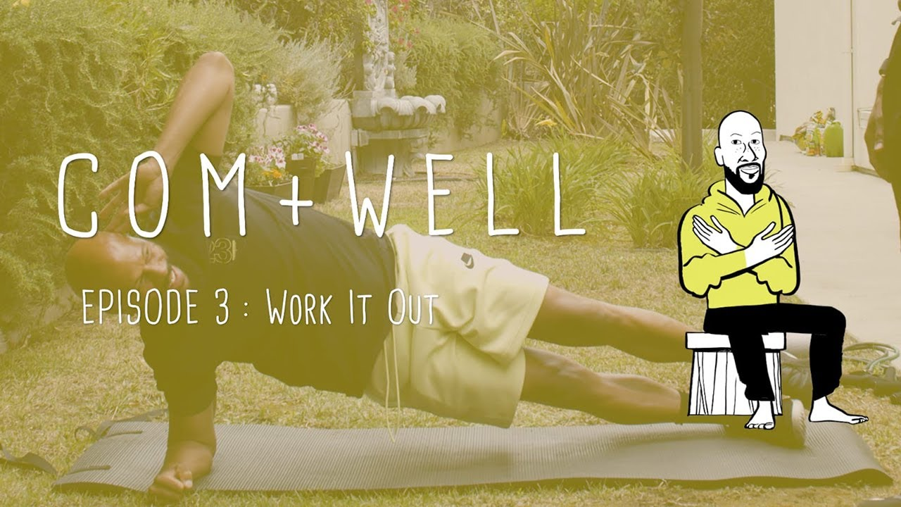 Com+Well: Common's Personal Trainer Yancy Berry