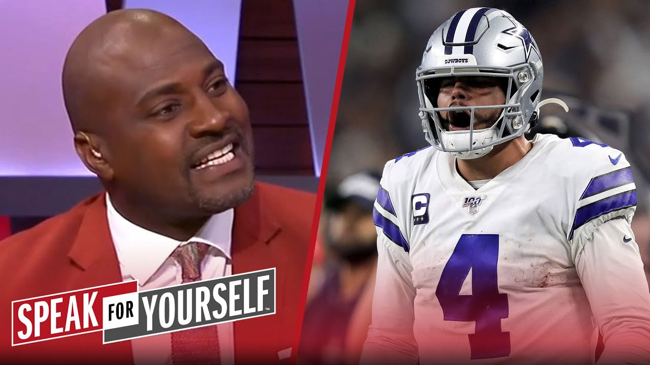 Dak shouldn't be concerned about Mahomes & Watson's big contracts — Wiley | NFL | SPEAK FOR YOURSELF
