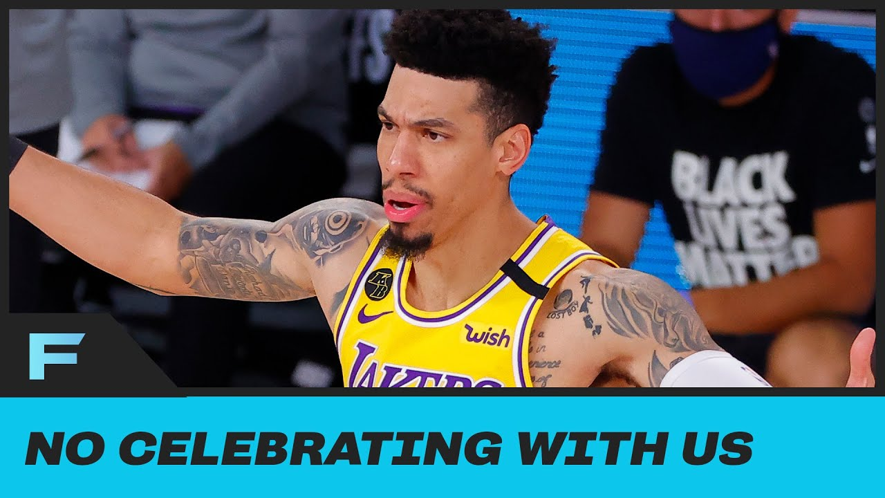 "Danny Green Says Fans Trashing Him On Social Shouldn't Come To Lakers Parade: ""You're Not Real Fans"""