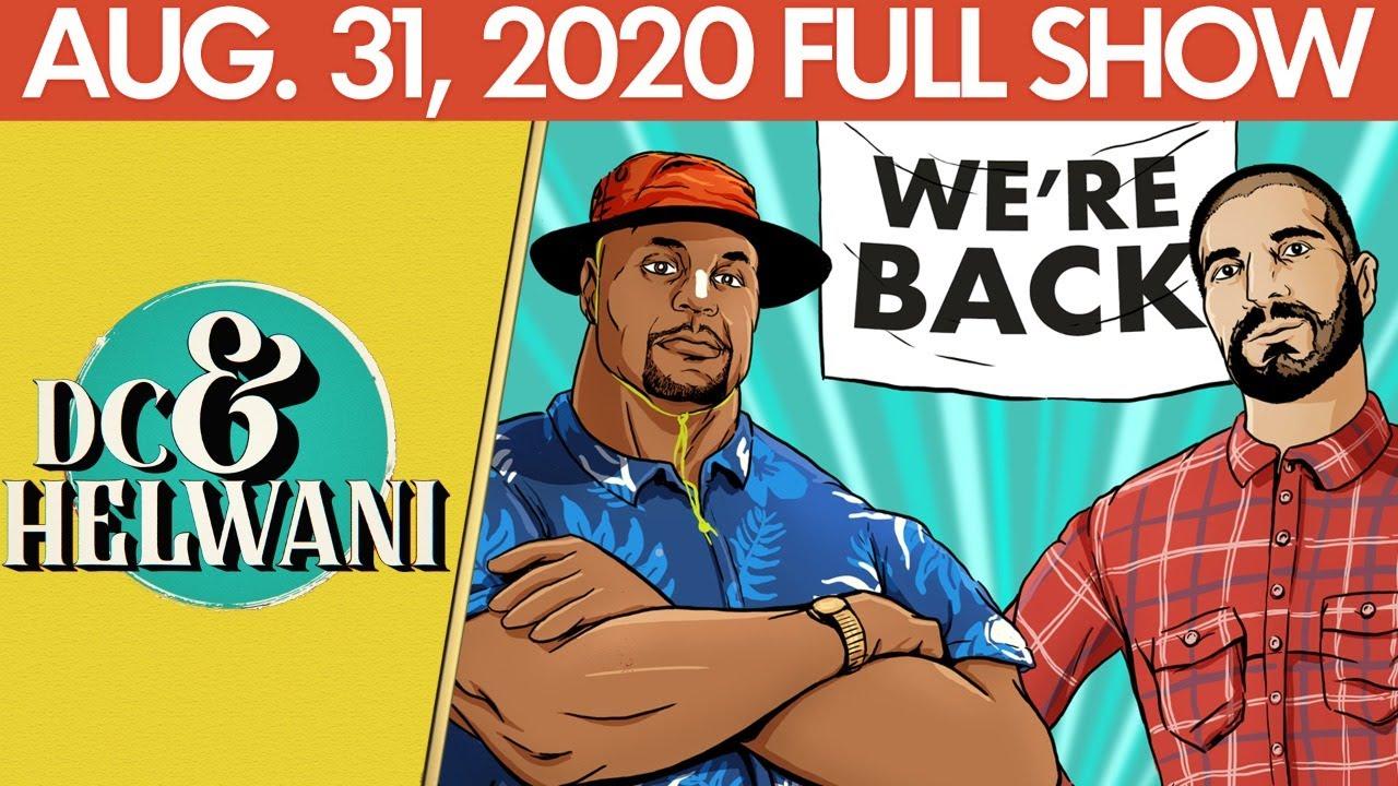 DC & Helwani (August 31, 2020) | ESPN MMA