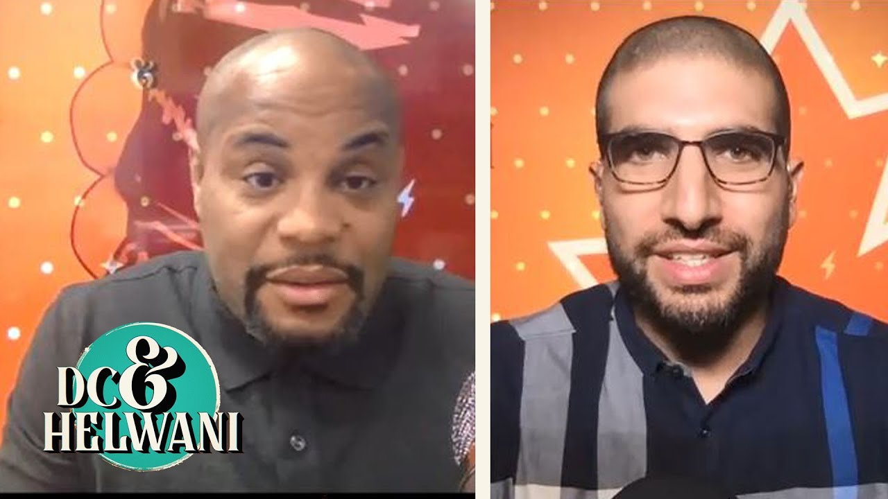 DC & Helwani shoutouts of August 31