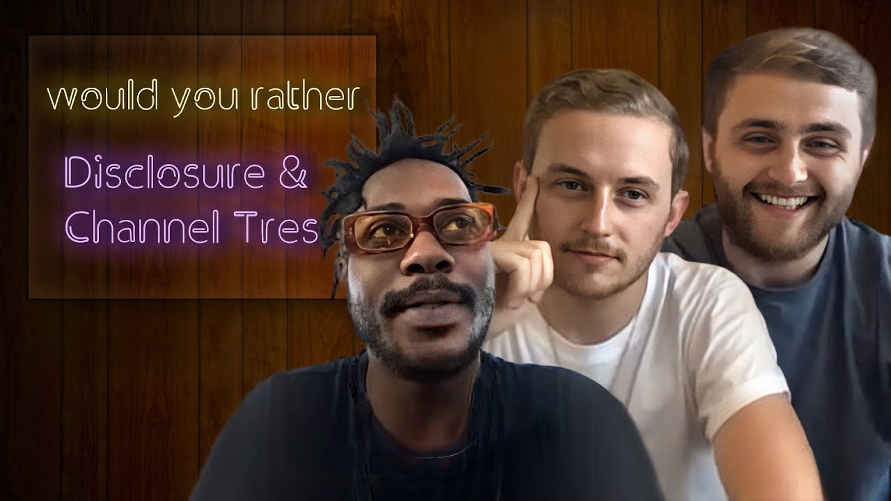 Disclosure & Channel Tres discuss starting an OnlyFans with James Blake, video game music & more