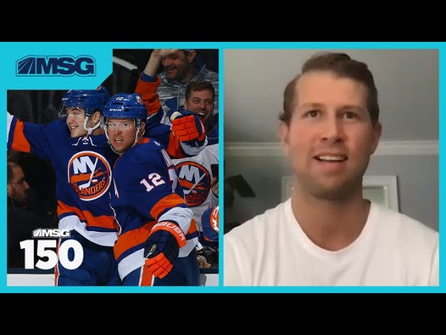 Does Josh Bailey Think The Islanders Can Win The Stanley Cup? | MSG 150