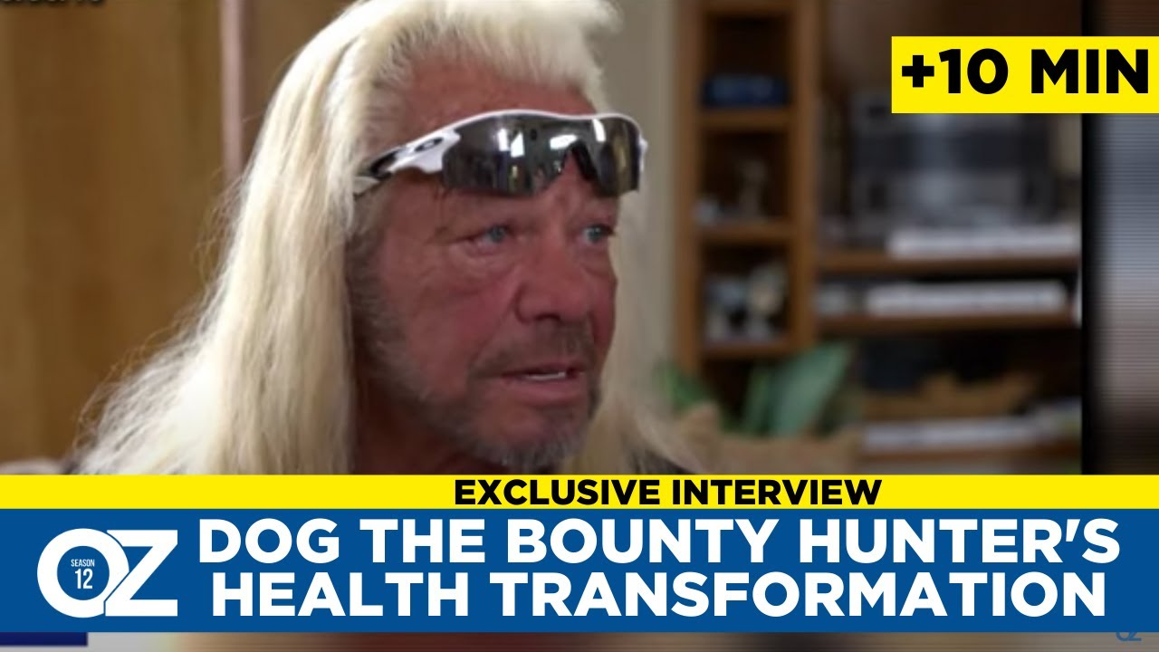 Dog The Bounty Hunter's Complete Health Transformation – FULL INTERVIEW