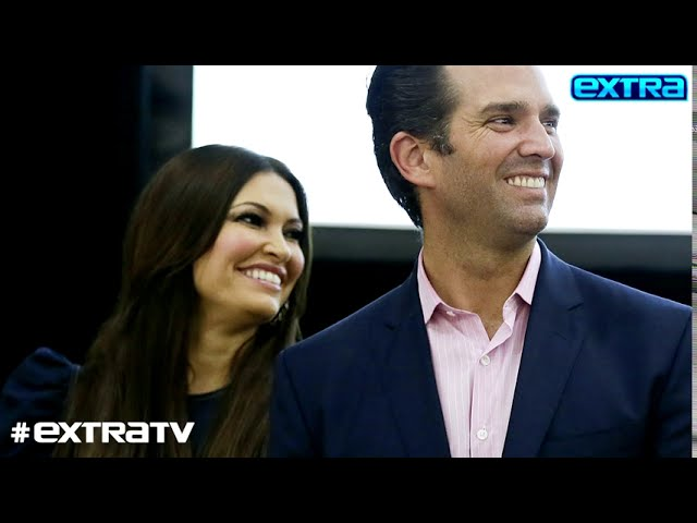 Donald Trump Jr. & Kimberly Guilfoyle on Their RNC Speeches, Plus: Do They Plan to Get Married?