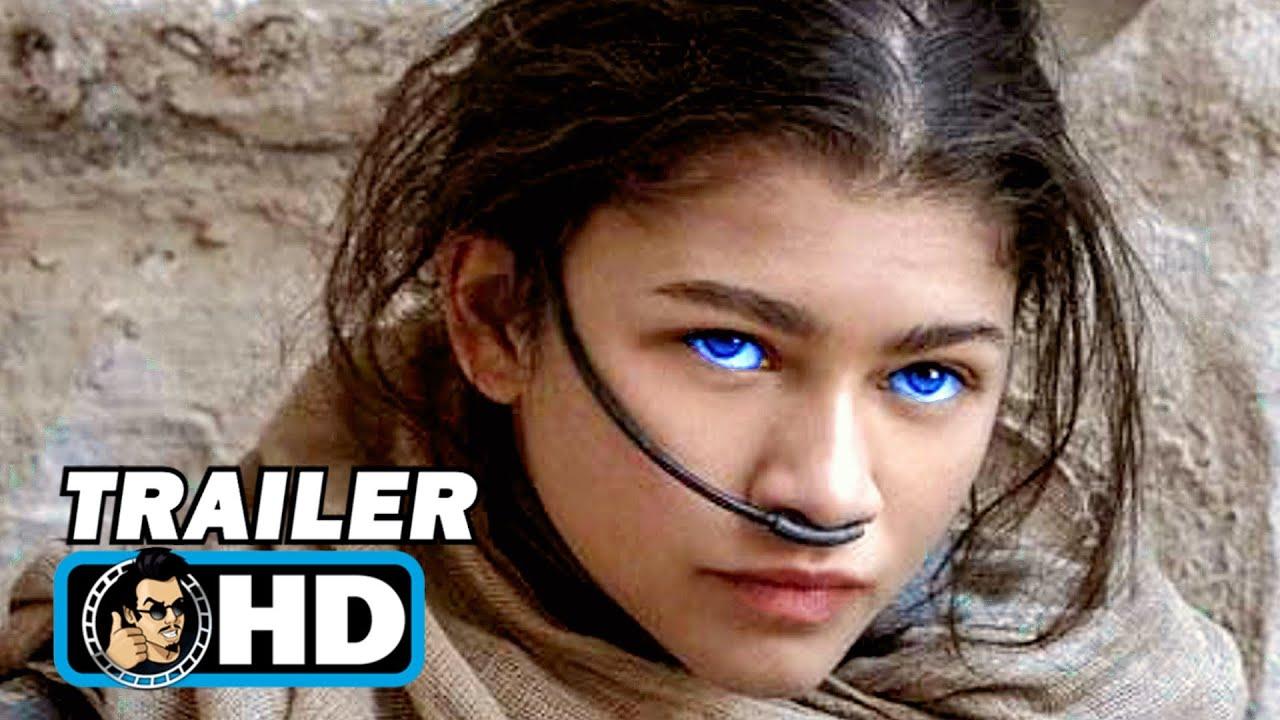 DUNE Trailer | NEW (2020) Timothée Chalamet, Zendaya Sci-Fi Movie