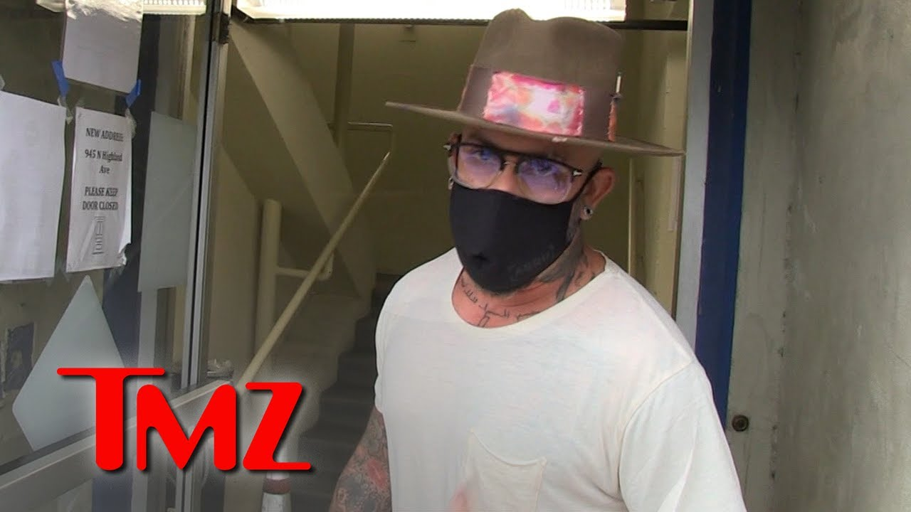 'DWTS' Star AJ McLean Says His Dancing Background Doesn't Help | TMZ