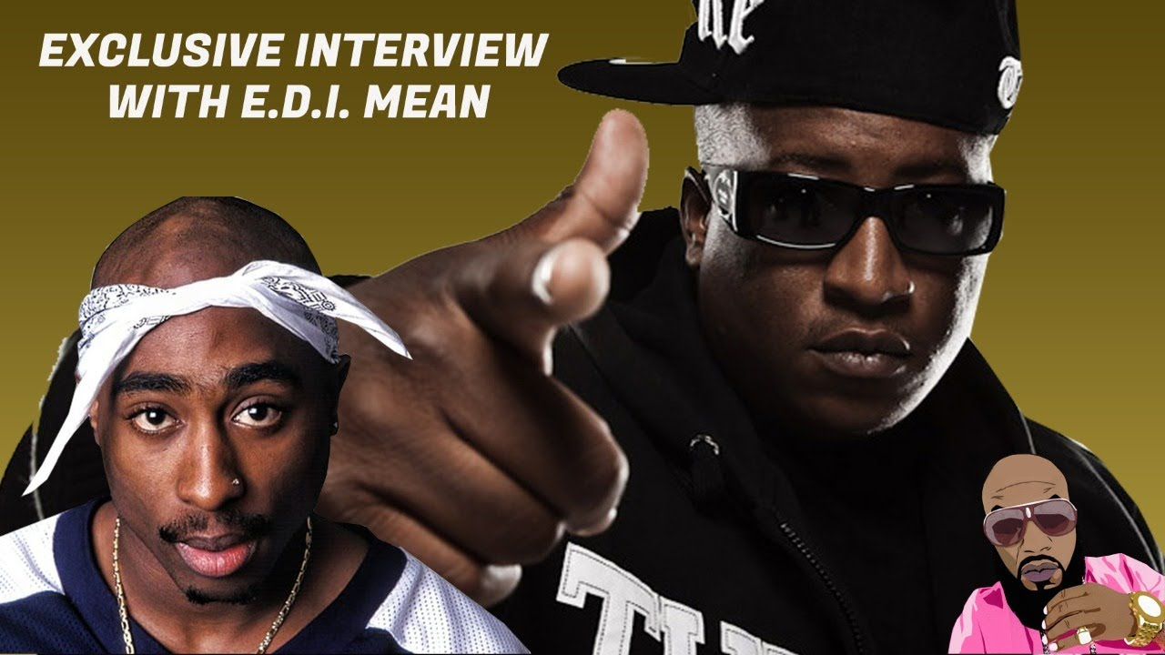 E.D.I. Mean (Outlawz) Speaks On 2Pac, Nas, & New Song Featuring Lionel B (Interview)